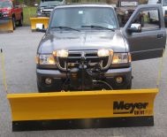 Meyer Drive Pro Com The Perfect Plow For Your Toyota Tacoma 1 2
