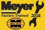 Meyer Factory Trained 2010 Logo - MeyerPlows.info